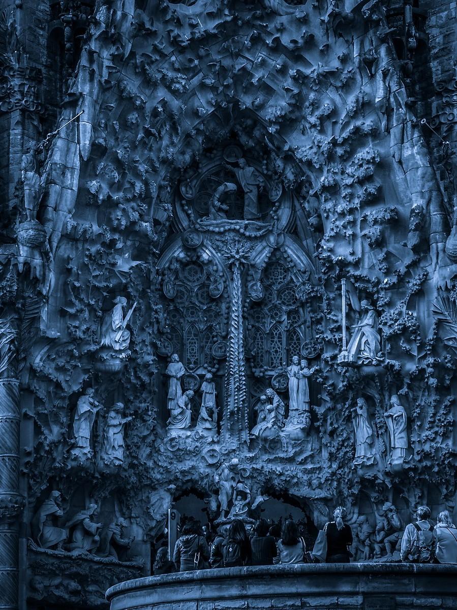 西班牙圣家堂(Sagrada Família), 创新无边界_图1-12