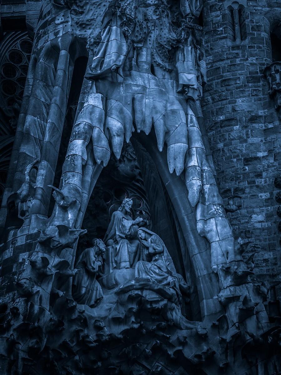 西班牙圣家堂(Sagrada Família), 创新无边界_图1-10