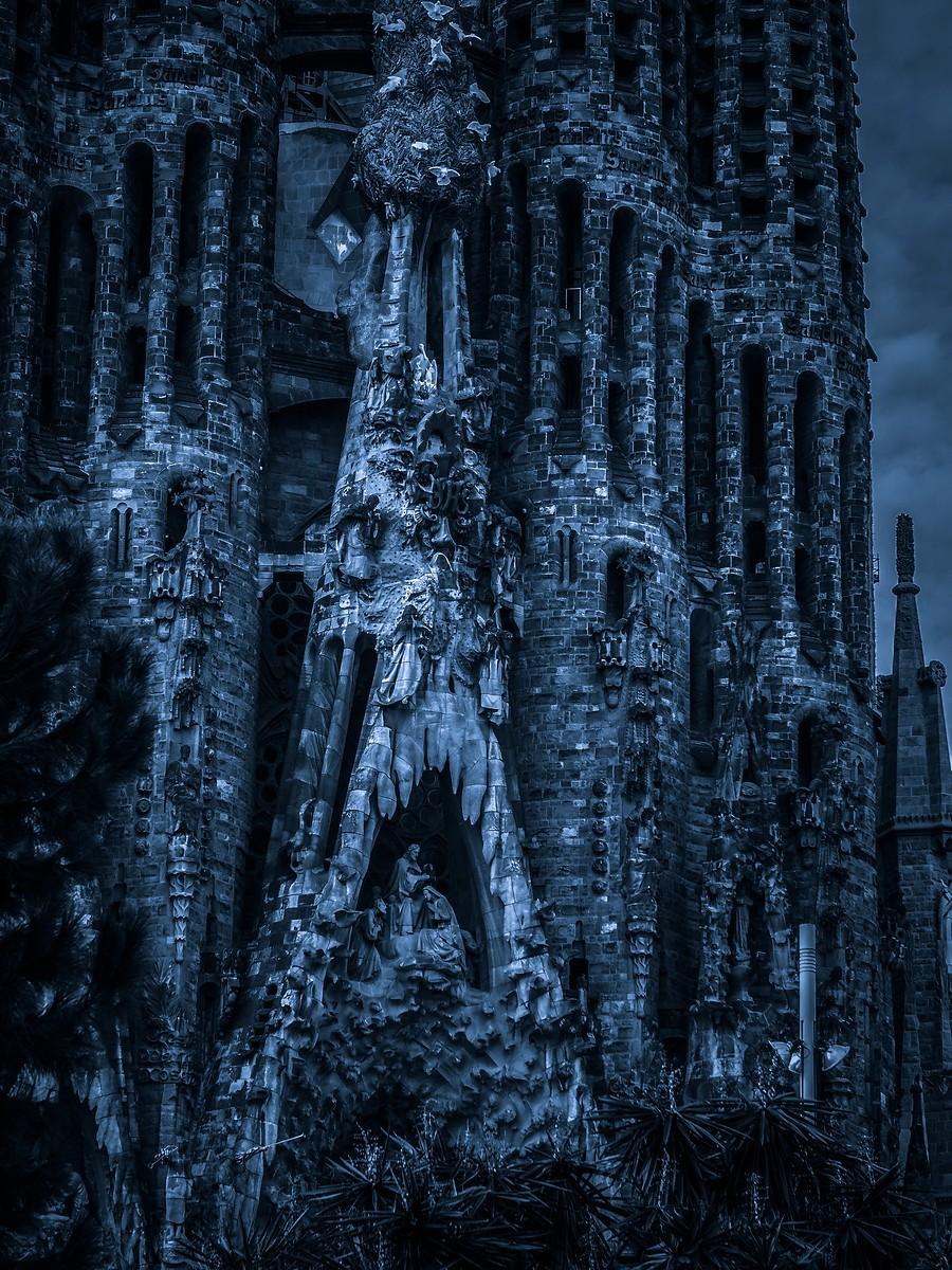 西班牙圣家堂(Sagrada Família), 创新无边界_图1-15