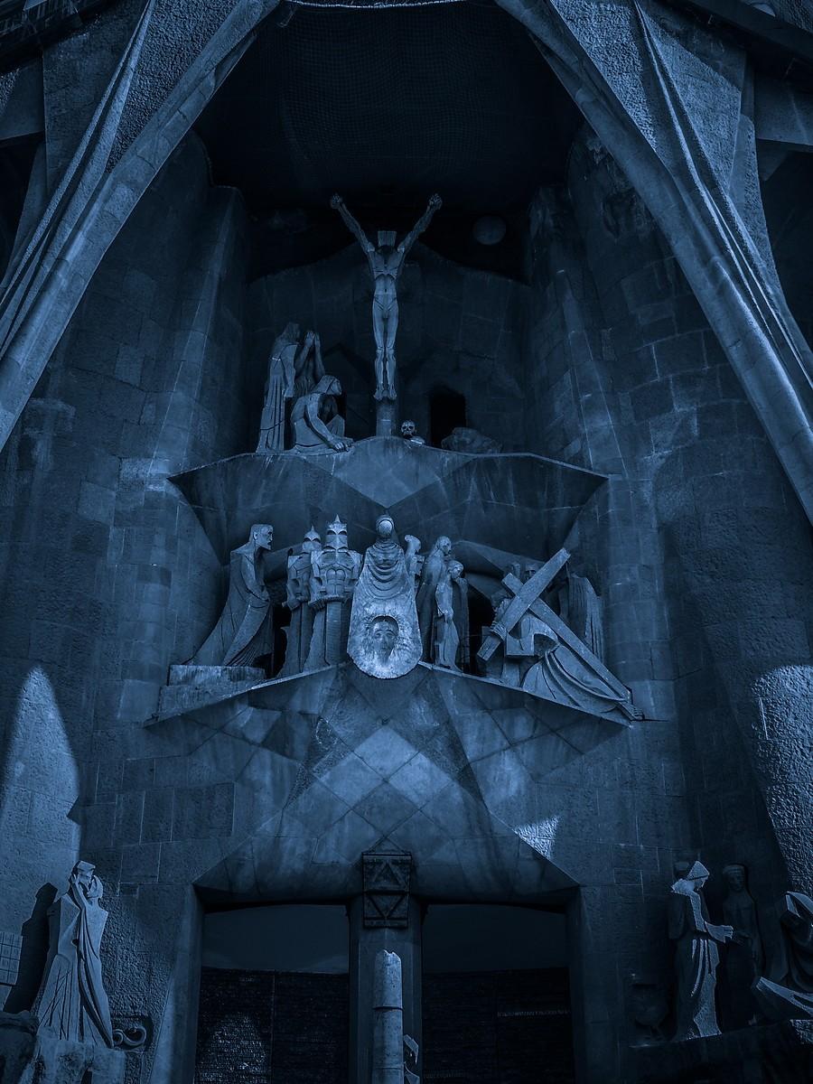 西班牙圣家堂(Sagrada Família), 创新无边界_图1-16