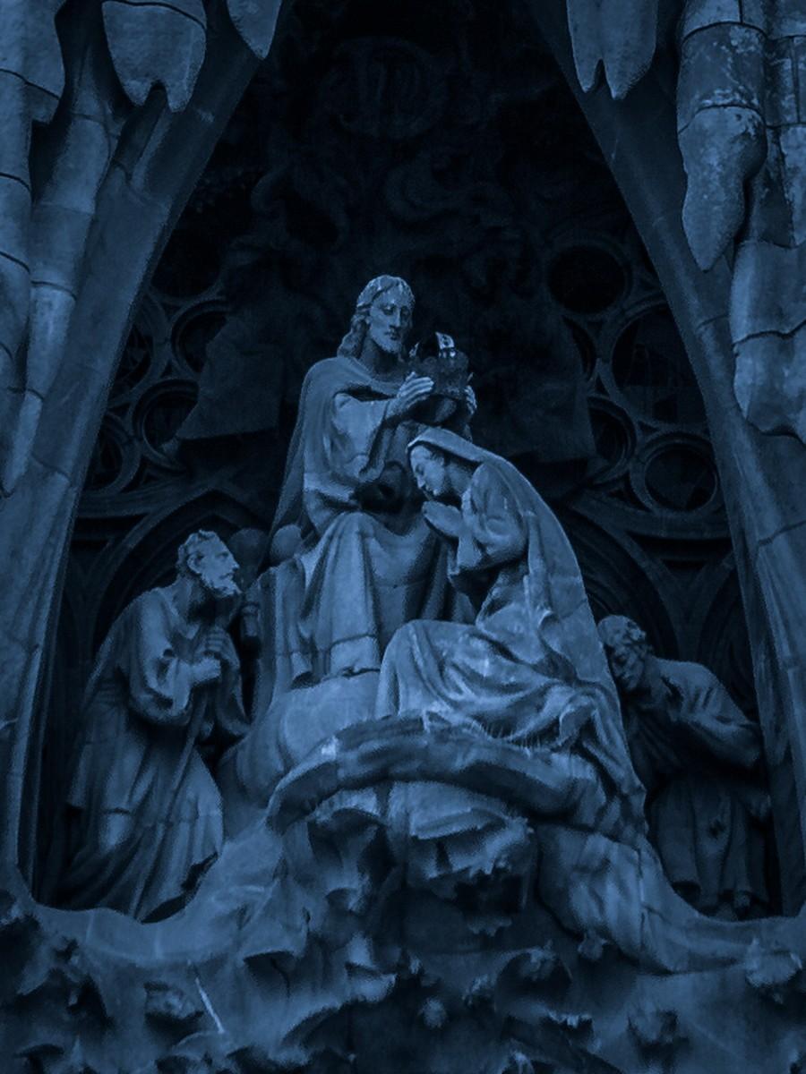 西班牙圣家堂(Sagrada Família), 创新无边界_图1-13