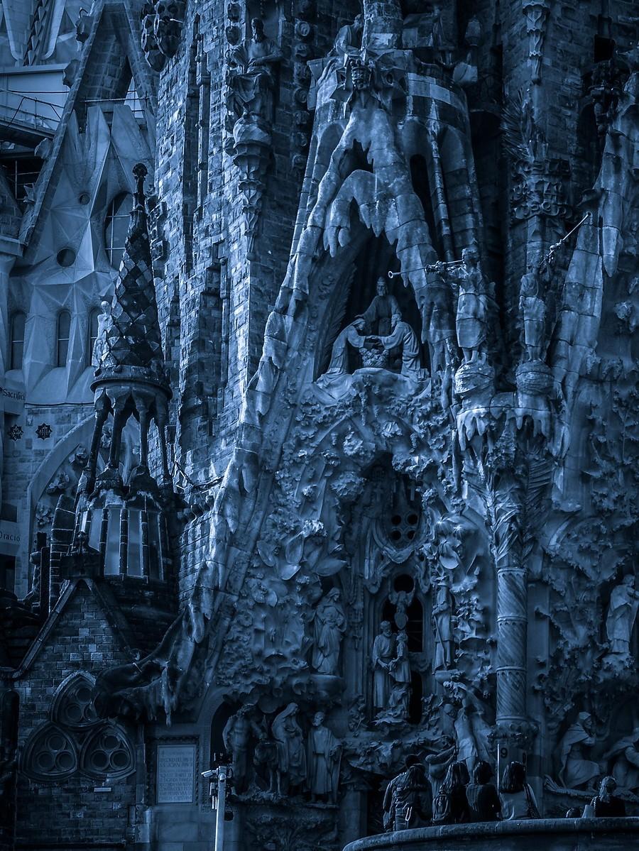 西班牙圣家堂(Sagrada Família), 创新无边界_图1-18