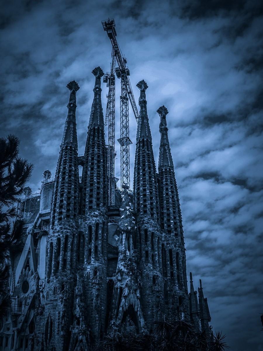 西班牙圣家堂(Sagrada Família), 创新无边界_图1-19