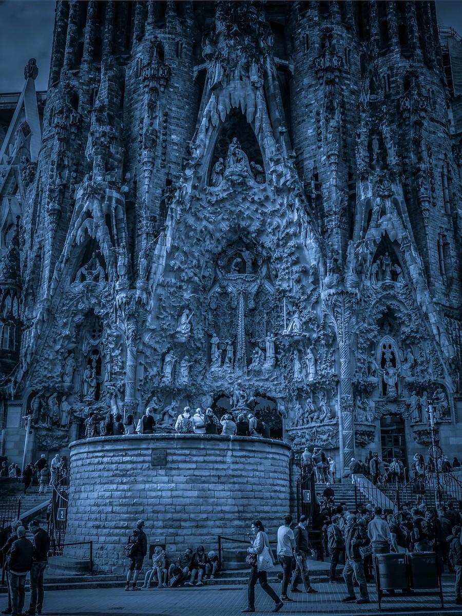 西班牙圣家堂(Sagrada Família), 创新无边界_图1-26