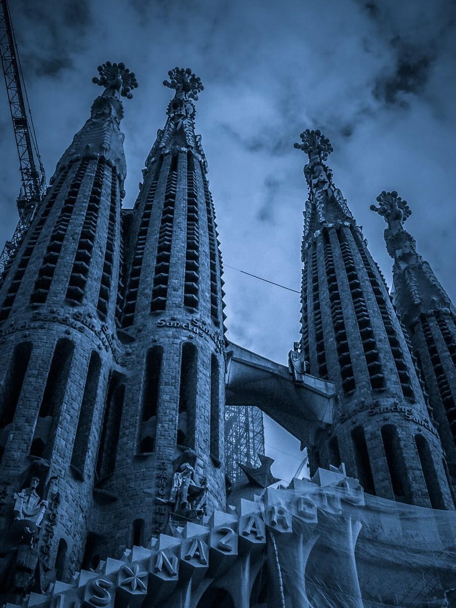 西班牙圣家堂(Sagrada Família), 创新无边界_图1-22