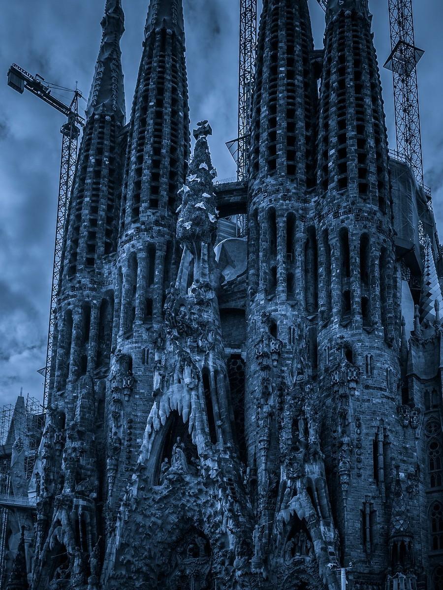 西班牙圣家堂(Sagrada Família), 创新无边界_图1-20