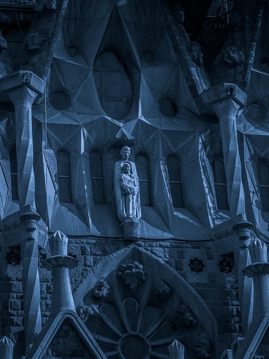 西班牙圣家堂(Sagrada Família), 创新无边界_图1-25