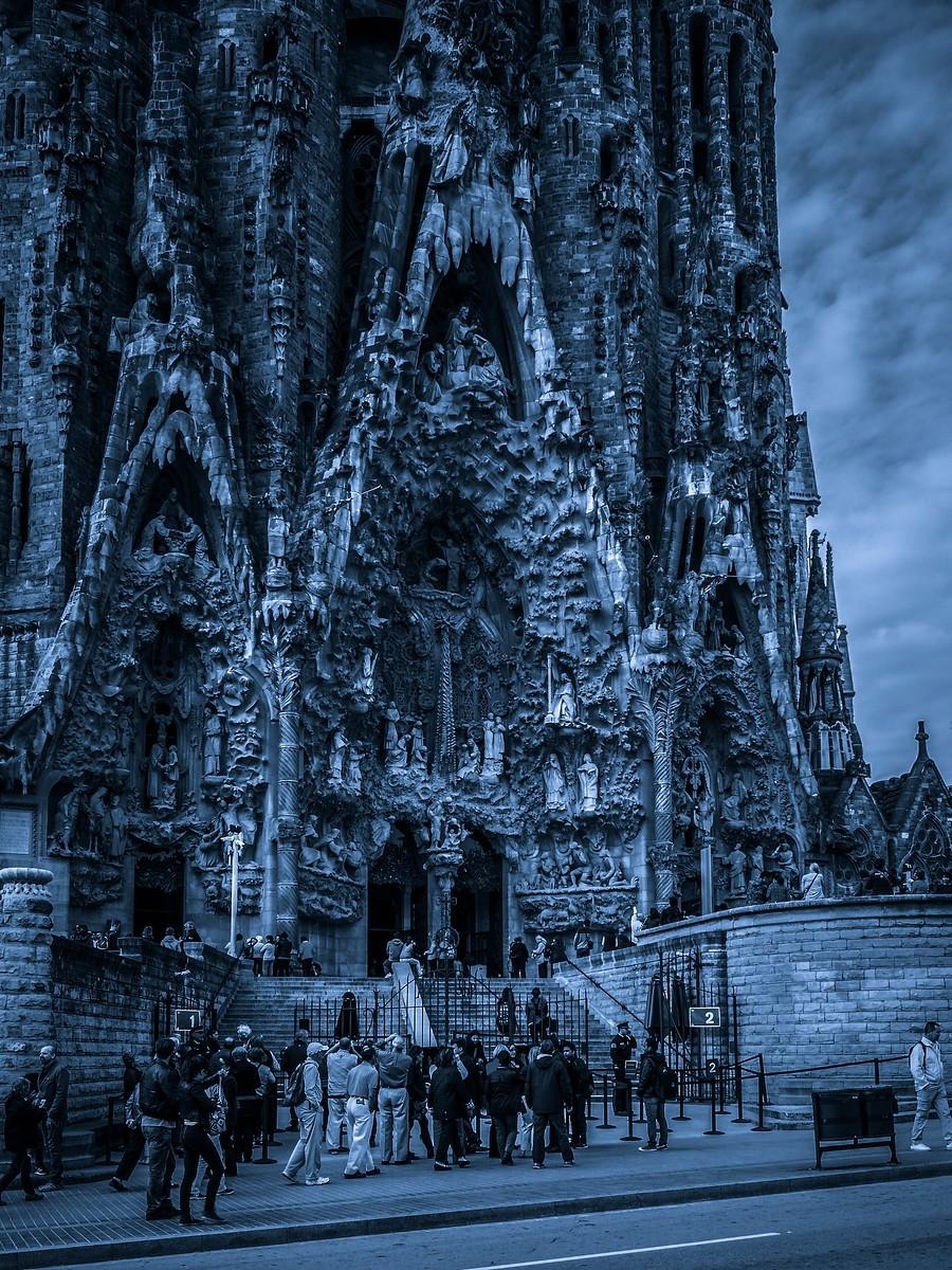 西班牙圣家堂(Sagrada Família), 创新无边界_图1-28