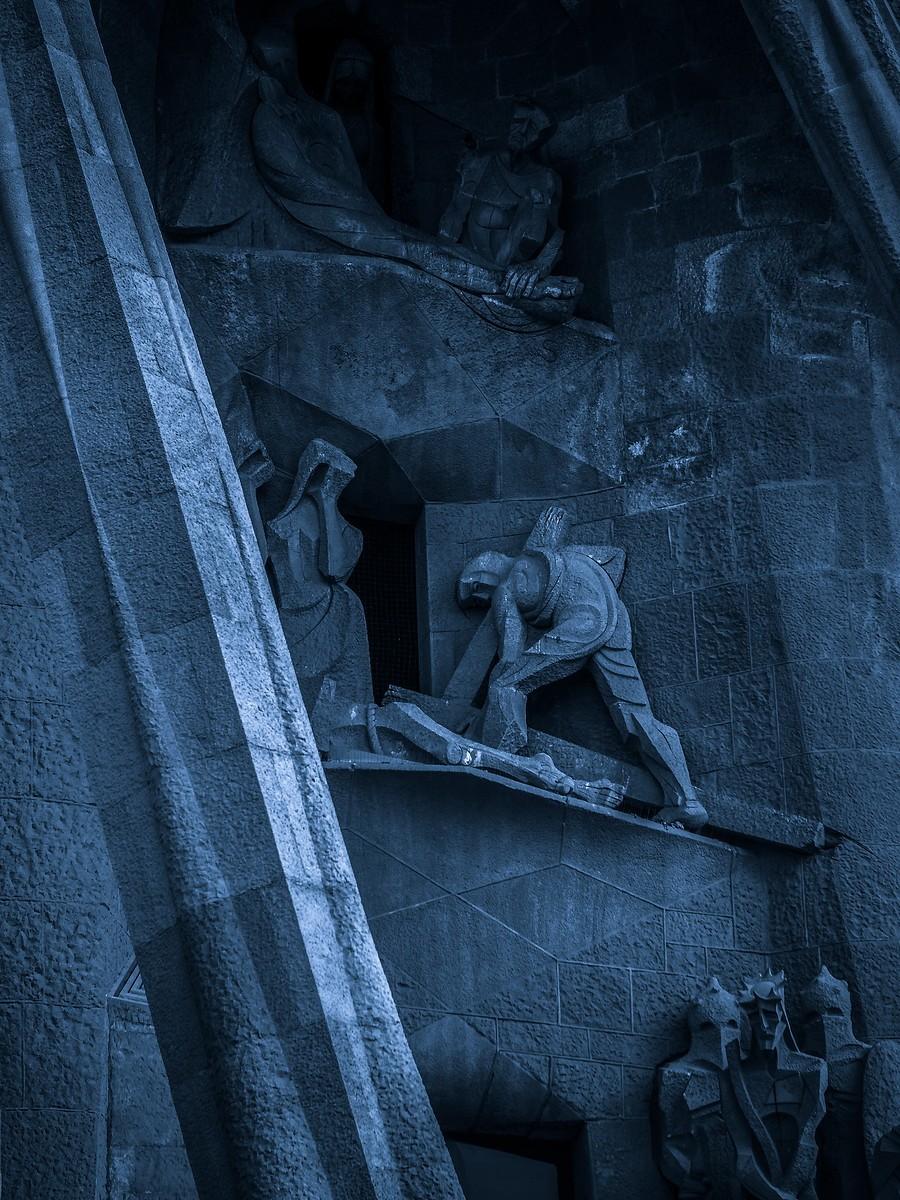 西班牙圣家堂(Sagrada Família), 创新无边界_图1-21