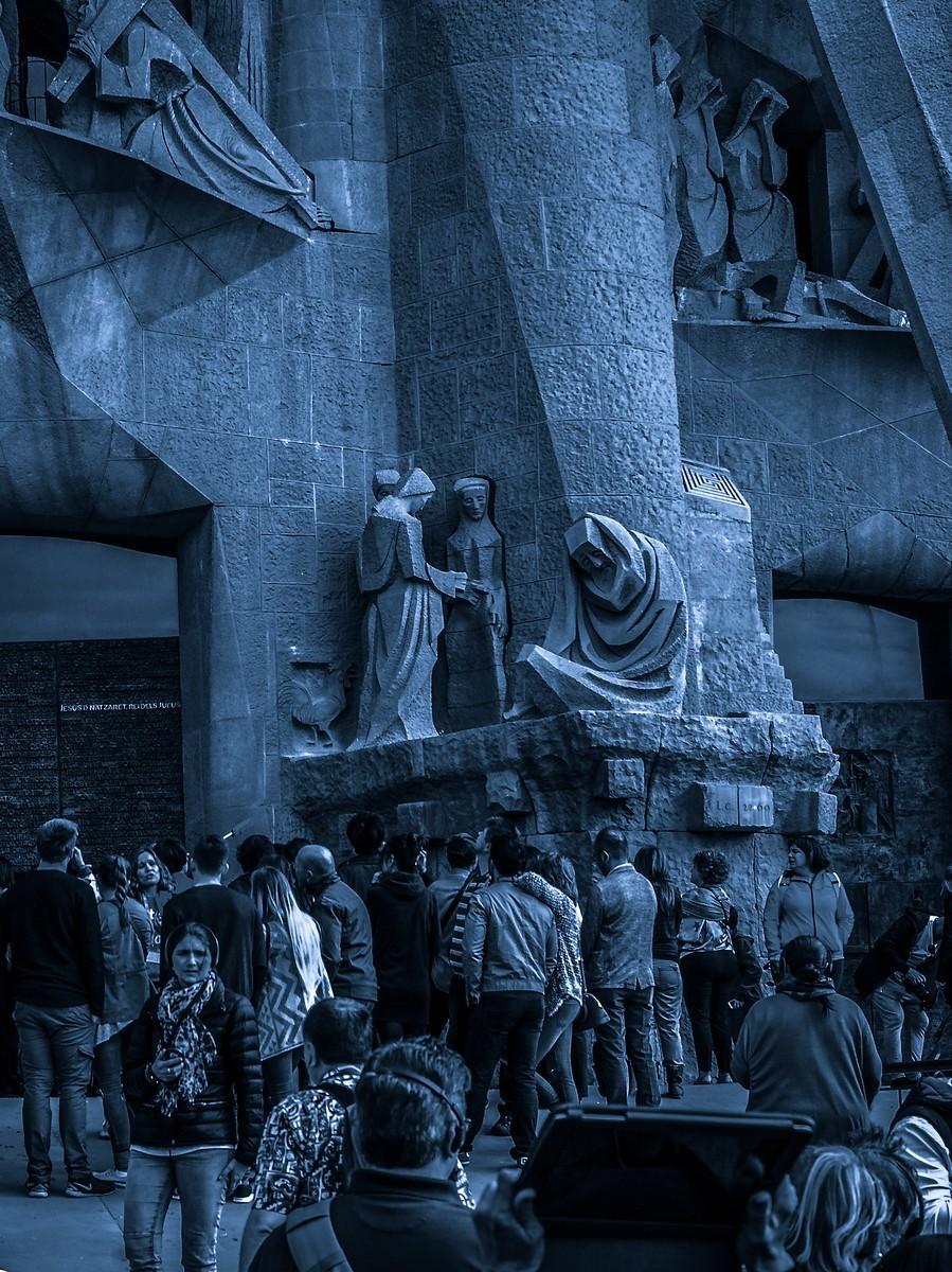 西班牙圣家堂(Sagrada Família), 创新无边界_图1-29