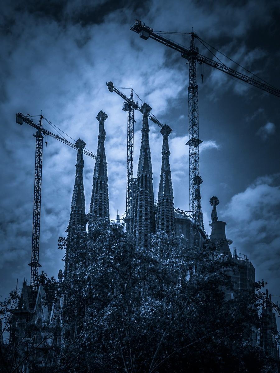 西班牙圣家堂(Sagrada Família), 创新无边界_图1-30