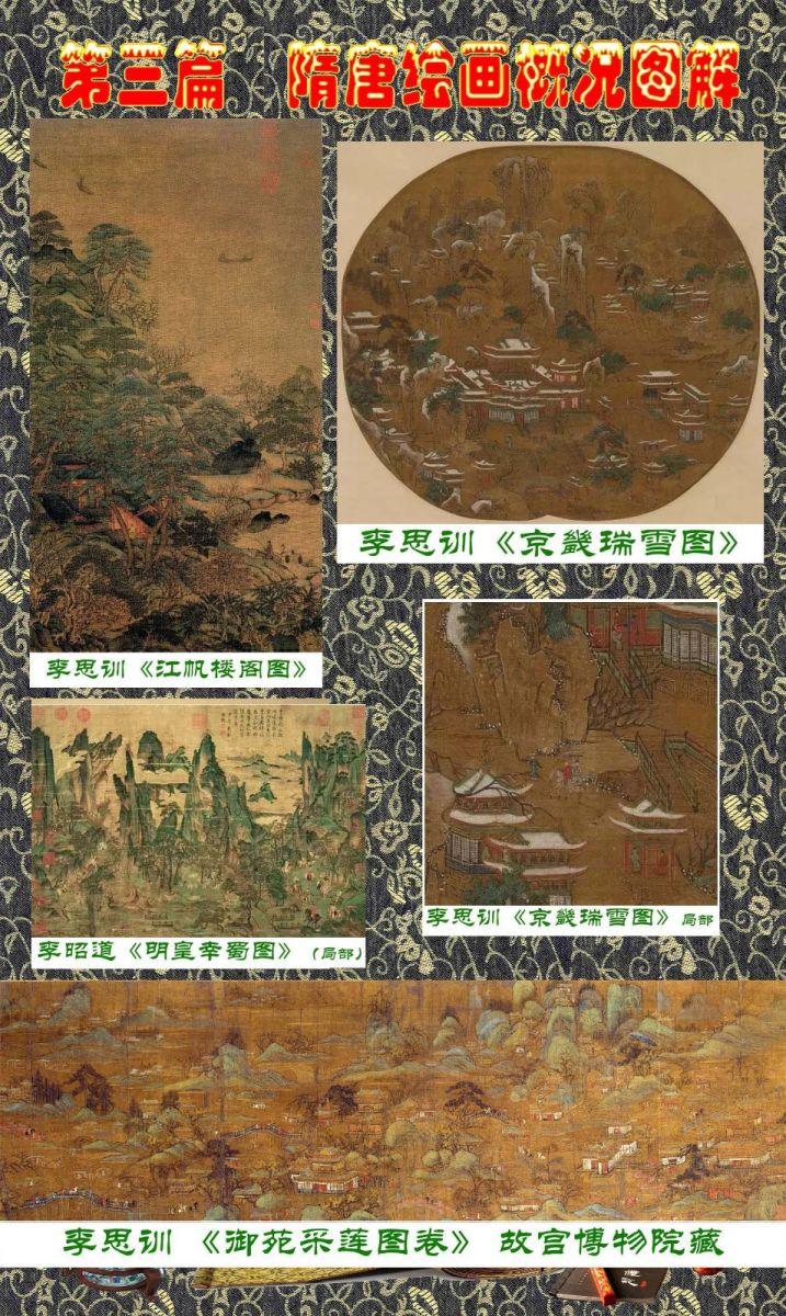 顾绍骅编辑 中国画知识普及版 第三篇  隋唐绘画概况_图1-5