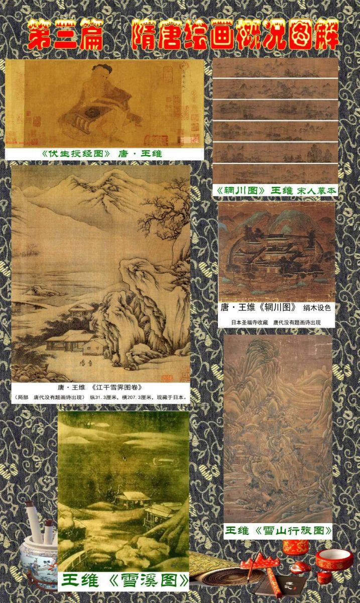 顾绍骅编辑 中国画知识普及版 第三篇  隋唐绘画概况_图1-7