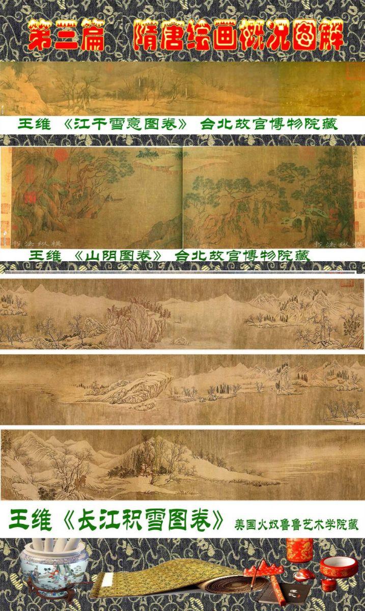 顾绍骅编辑 中国画知识普及版 第三篇  隋唐绘画概况_图1-8