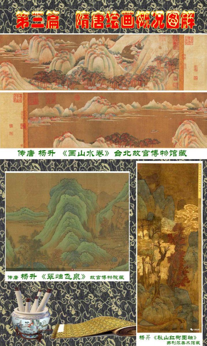 顾绍骅编辑 中国画知识普及版 第三篇  隋唐绘画概况_图1-11