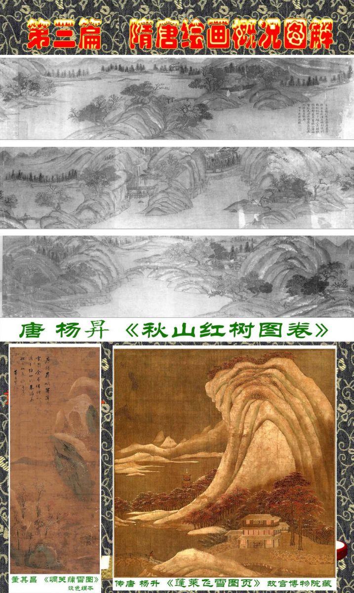 顾绍骅编辑 中国画知识普及版 第三篇  隋唐绘画概况_图1-12