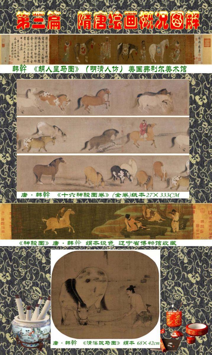 顾绍骅编辑 中国画知识普及版 第三篇  隋唐绘画概况_图1-14