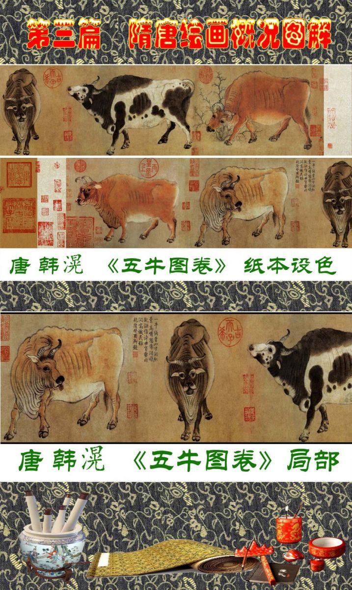 顾绍骅编辑 中国画知识普及版 第三篇  隋唐绘画概况_图1-16