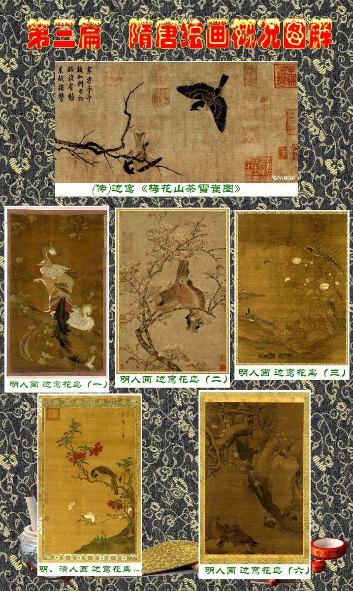 顾绍骅编辑 中国画知识普及版 第三篇  隋唐绘画概况_图1-18