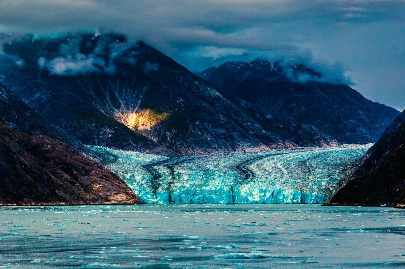 阿拉斯加,冰川绿山大游船_图1-3
