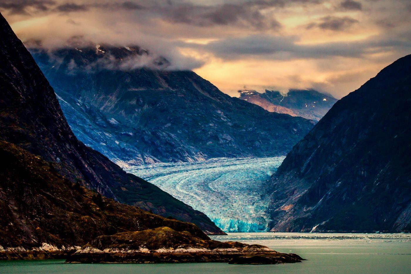 阿拉斯加,冰川绿山大游船_图1-5