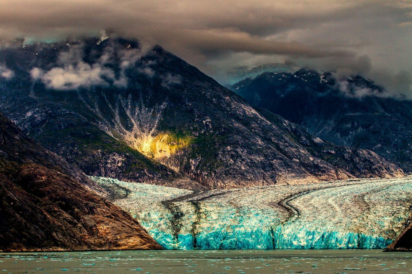 阿拉斯加,冰川绿山大游船_图1-7