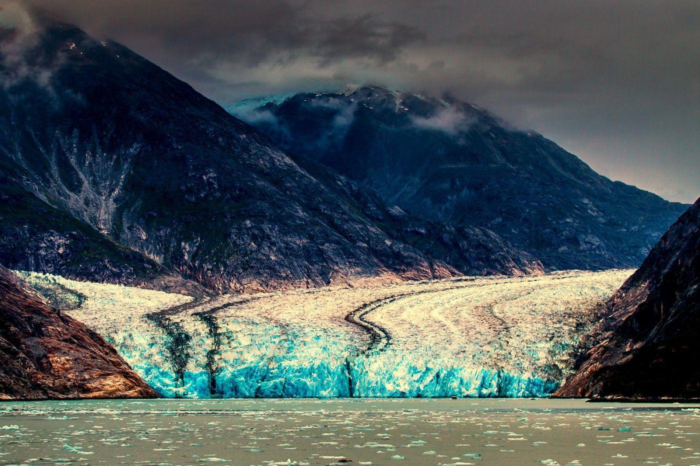 阿拉斯加,冰川绿山大游船_图1-12