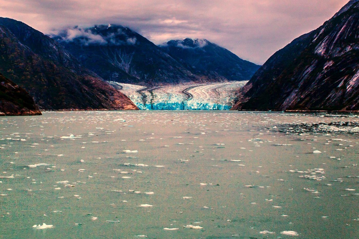 阿拉斯加,冰川绿山大游船_图1-10