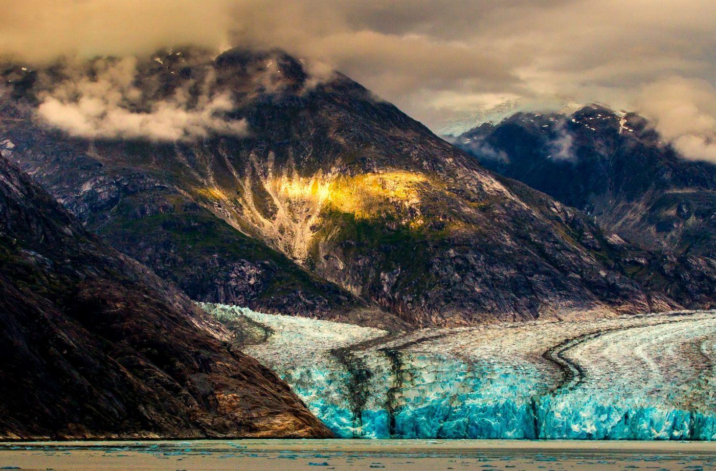 阿拉斯加,冰川绿山大游船_图1-19