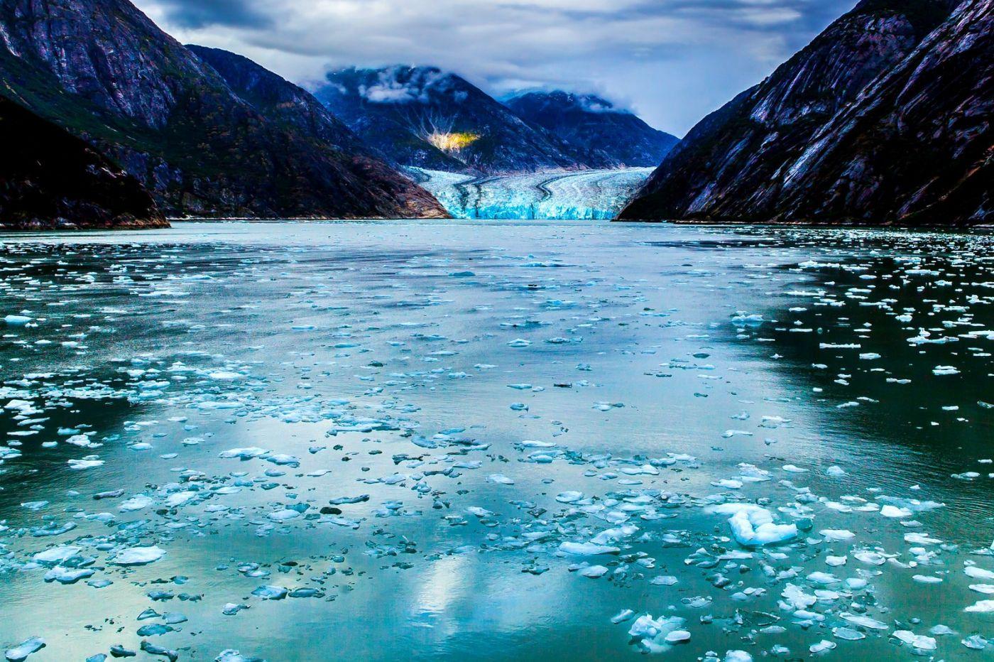 阿拉斯加,冰川绿山大游船_图1-18