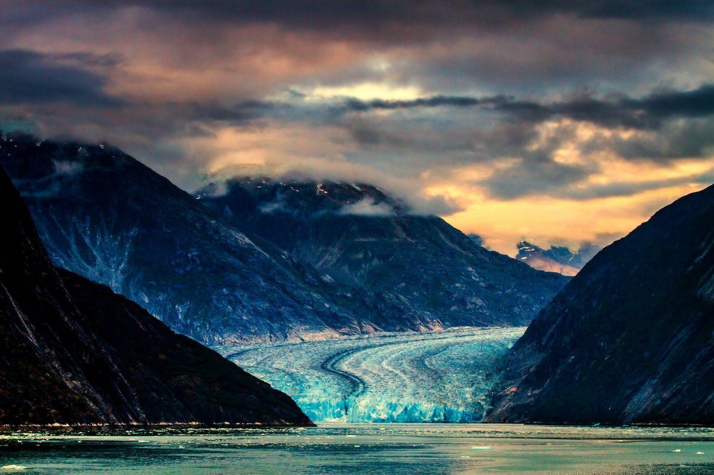 阿拉斯加,冰川绿山大游船_图1-22