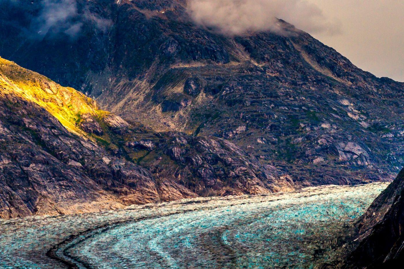阿拉斯加,冰川绿山大游船_图1-27