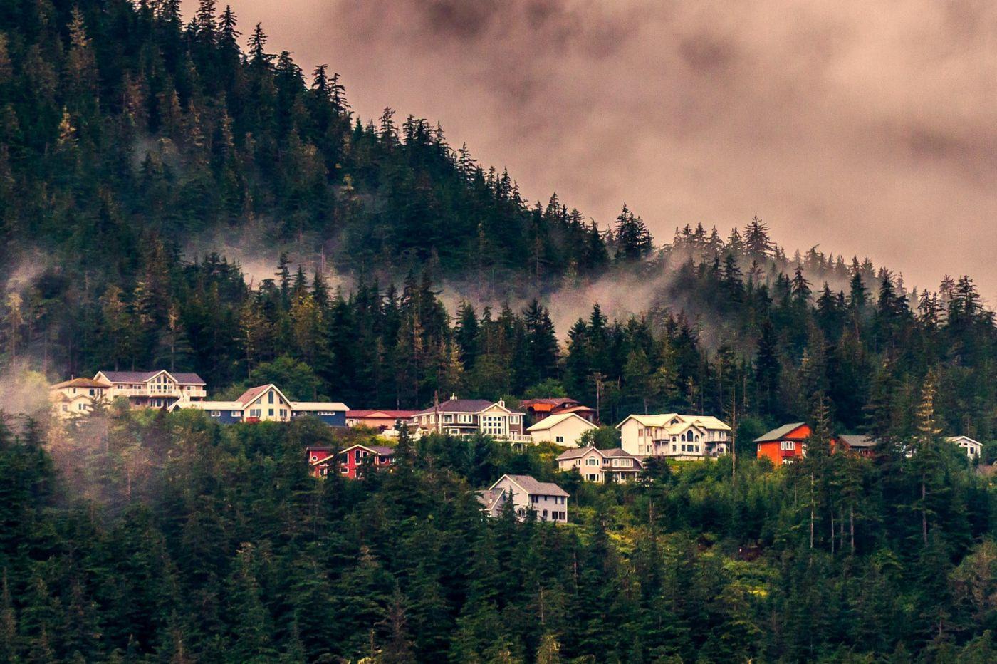 阿拉斯加,冰川绿山大游船_图1-32