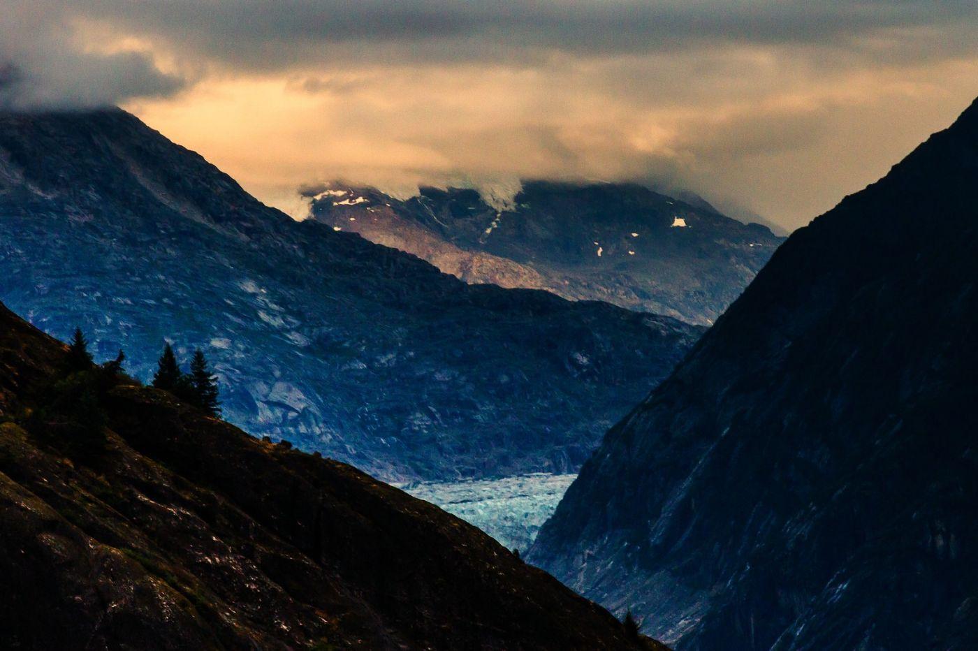 阿拉斯加,冰川绿山大游船_图1-36