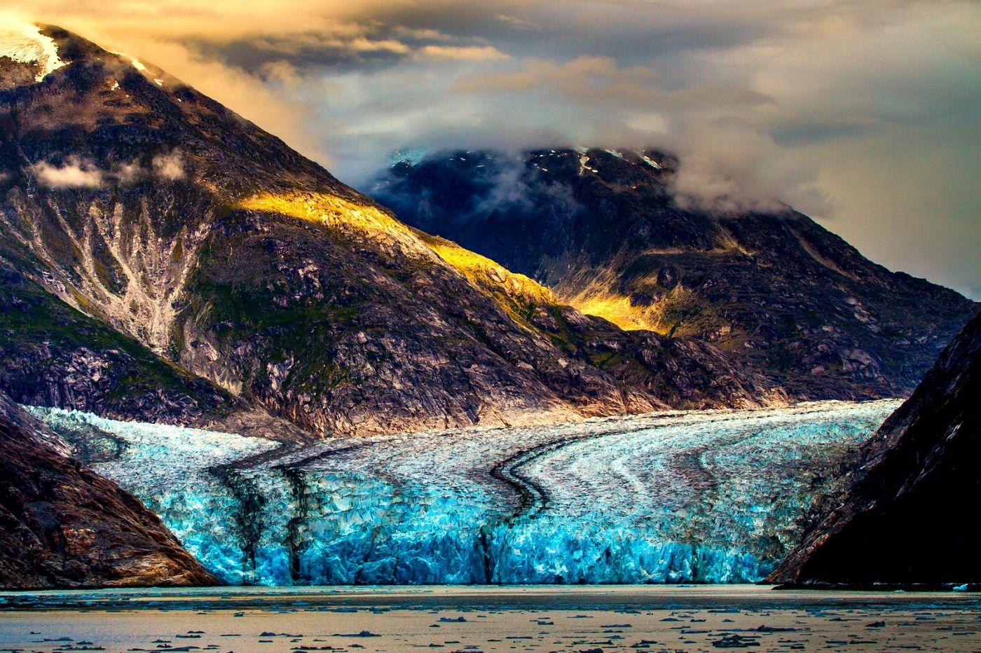 阿拉斯加,冰川绿山大游船_图1-38