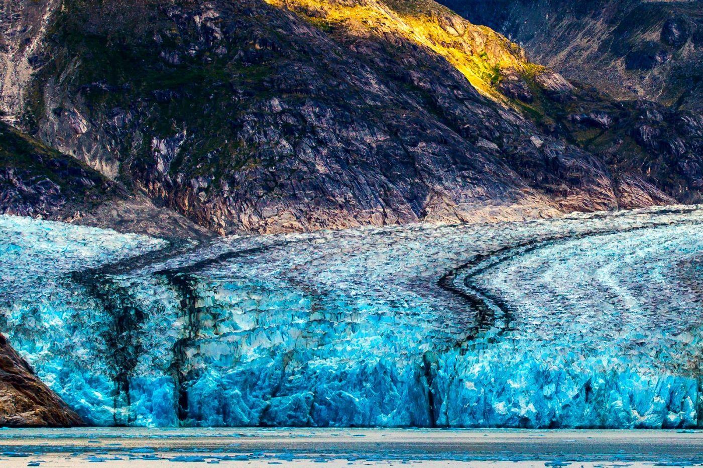 阿拉斯加,冰川绿山大游船_图1-39
