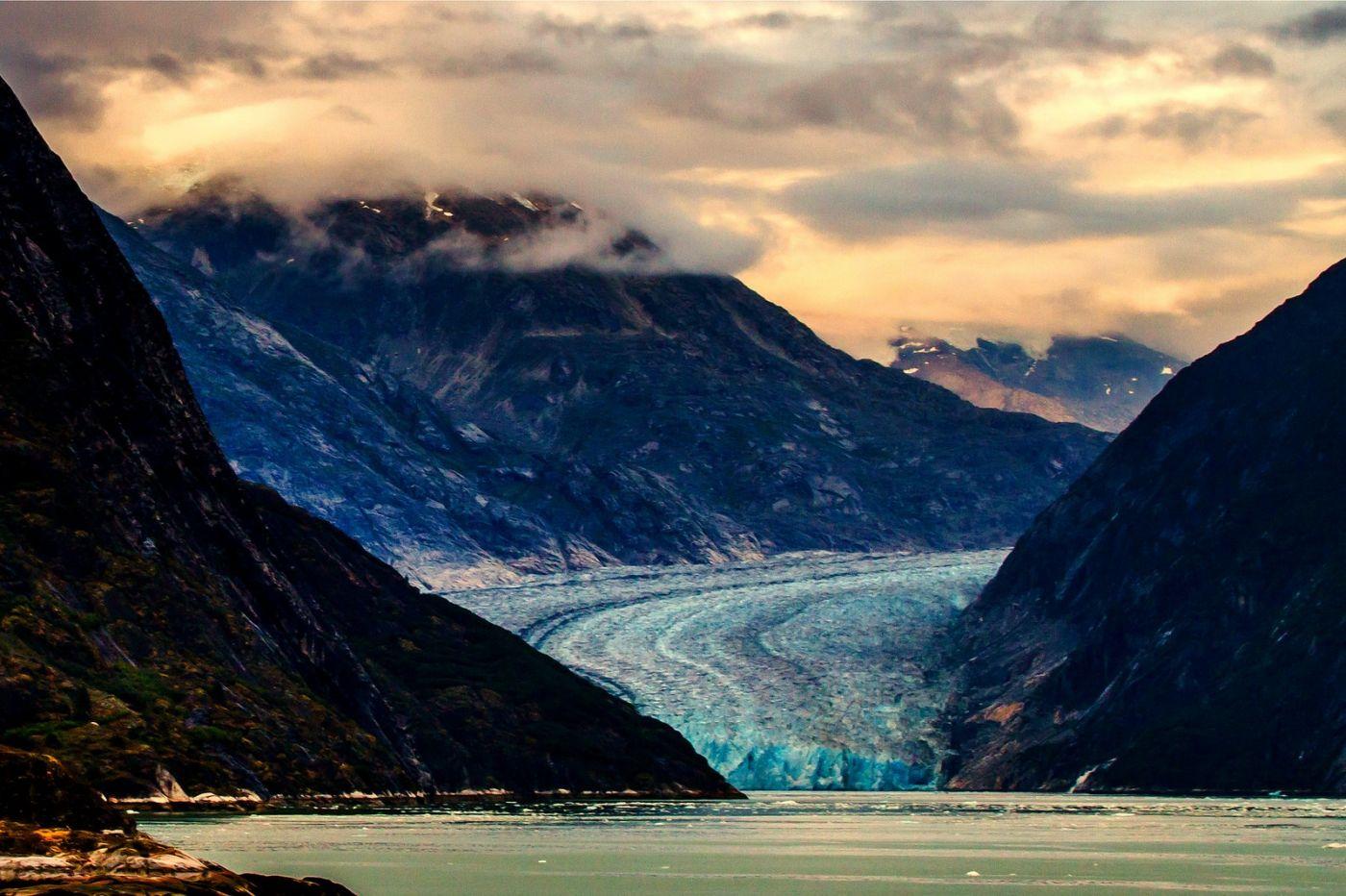 阿拉斯加,冰川绿山大游船_图1-40
