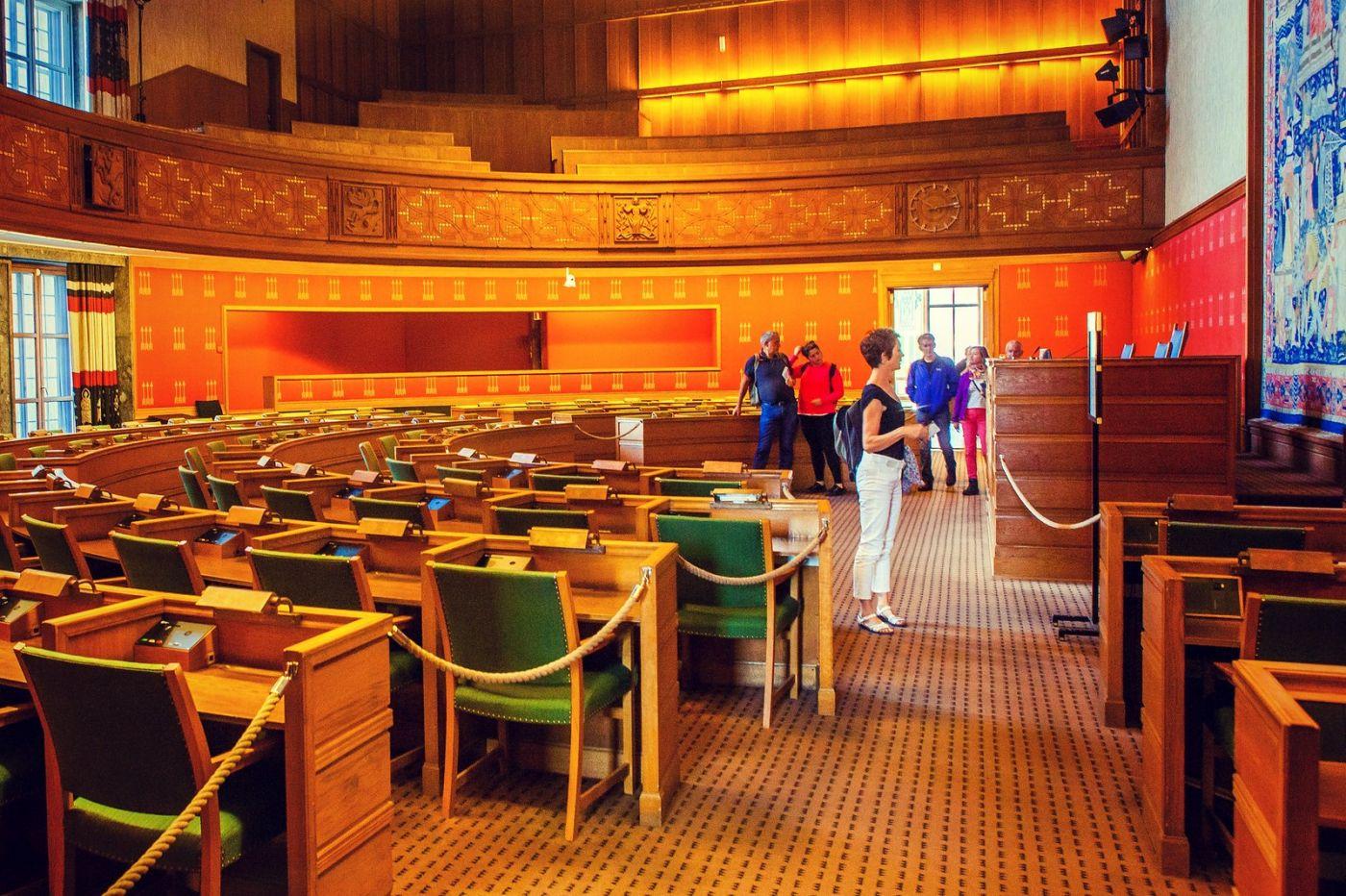 挪威奥塞罗市政厅,有品位_图1-36