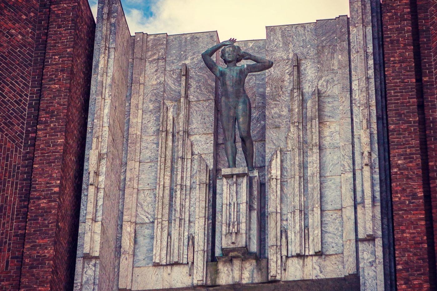 挪威奥塞罗市政厅,有品位_图1-32