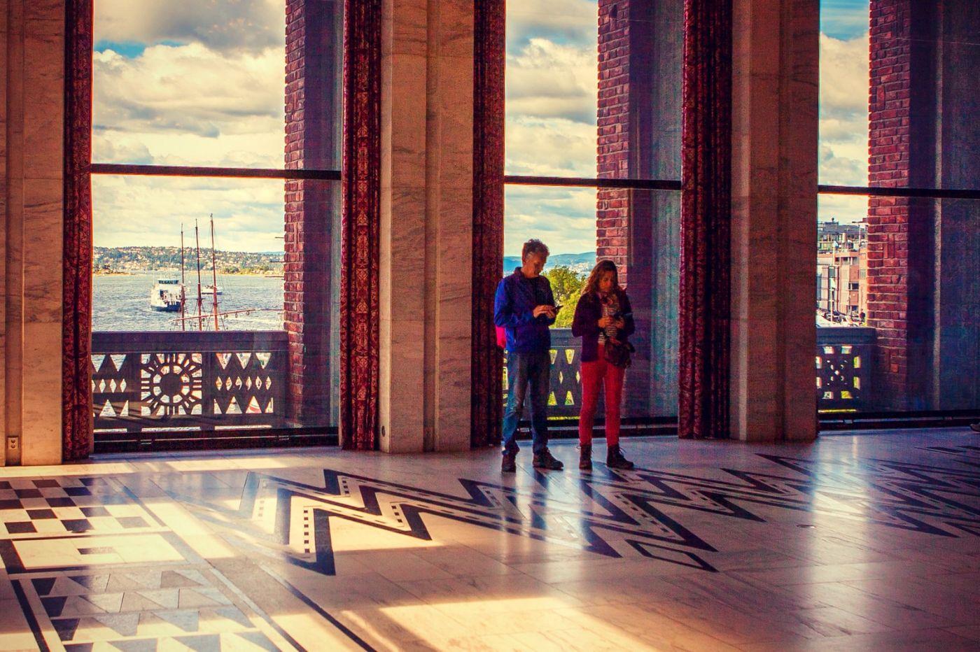 挪威奥塞罗市政厅,有品位_图1-30