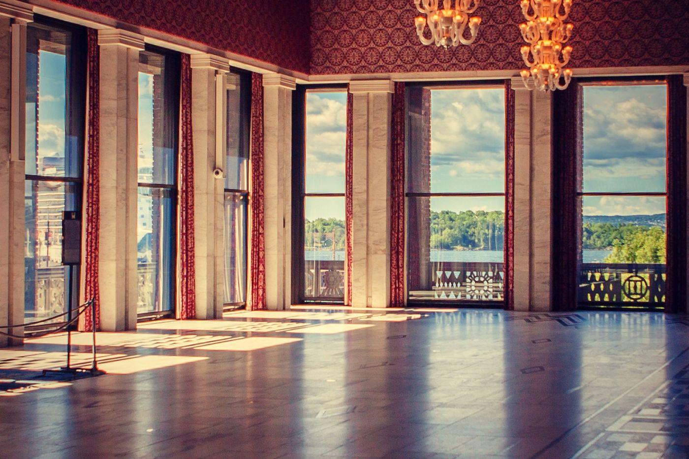 挪威奥塞罗市政厅,有品位_图1-2