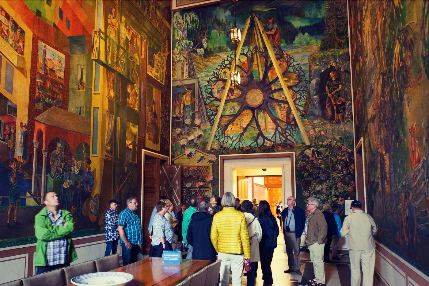 挪威奥塞罗市政厅,有品位_图1-3