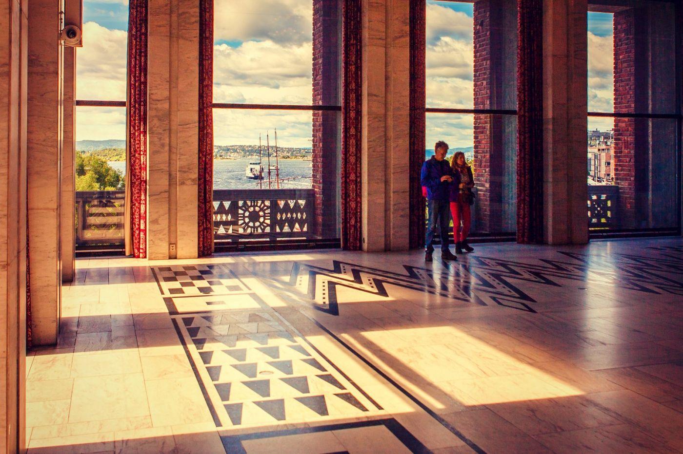 挪威奥塞罗市政厅,有品位_图1-17