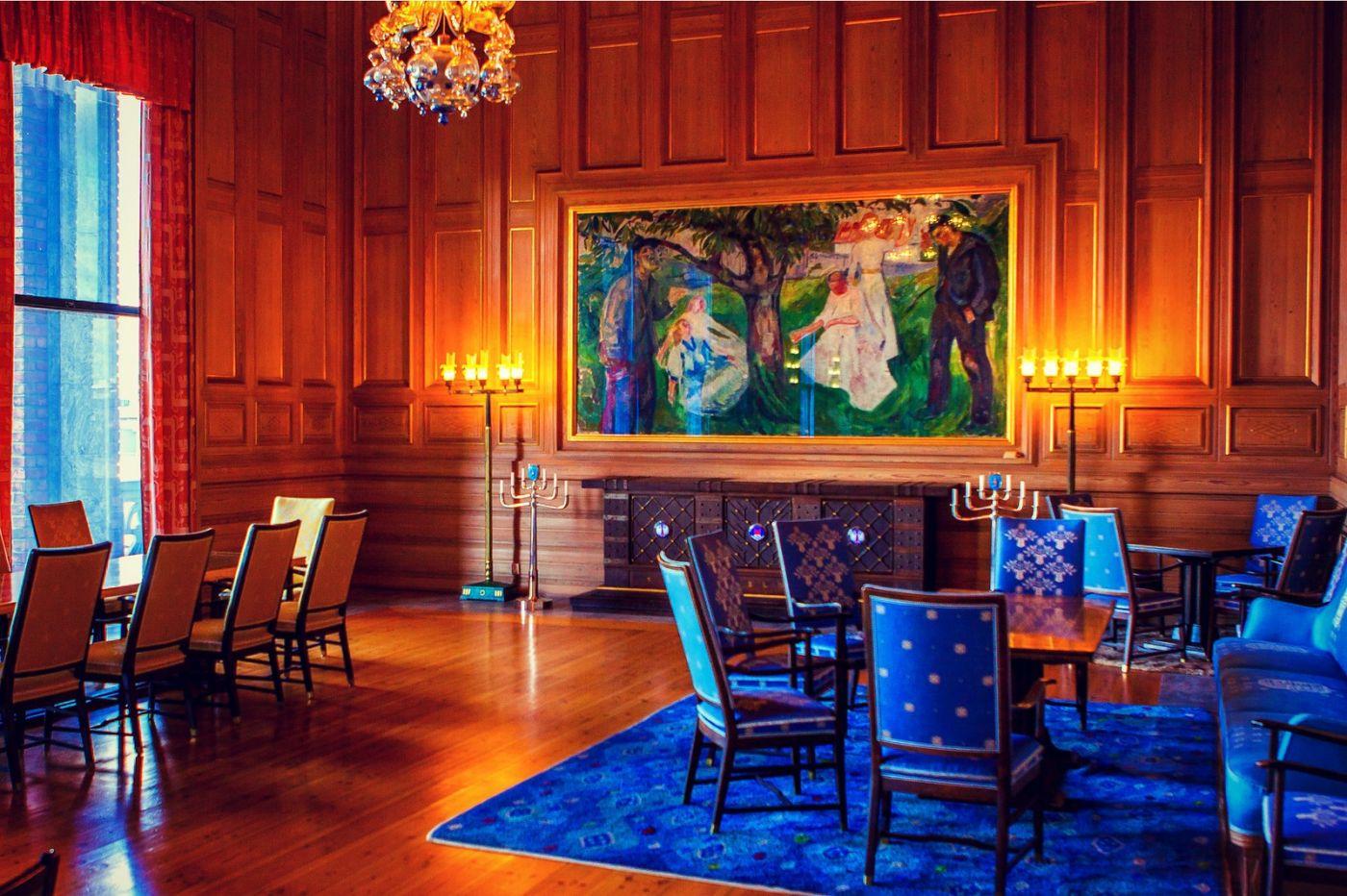 挪威奥塞罗市政厅,有品位_图1-18