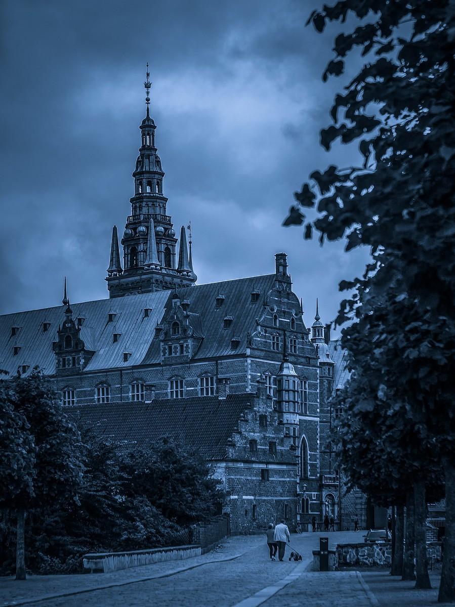 丹麦腓特烈堡城堡,历史的浓缩_图1-33