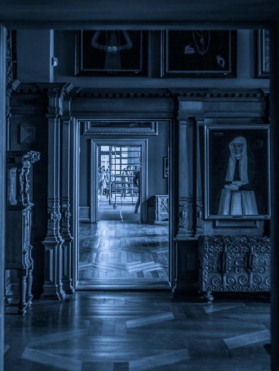 丹麦腓特烈堡城堡,历史的浓缩_图1-31