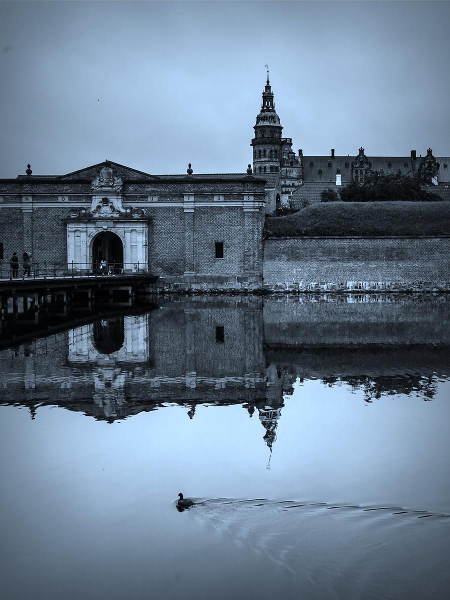 丹麦腓特烈堡城堡,历史的浓缩_图1-28