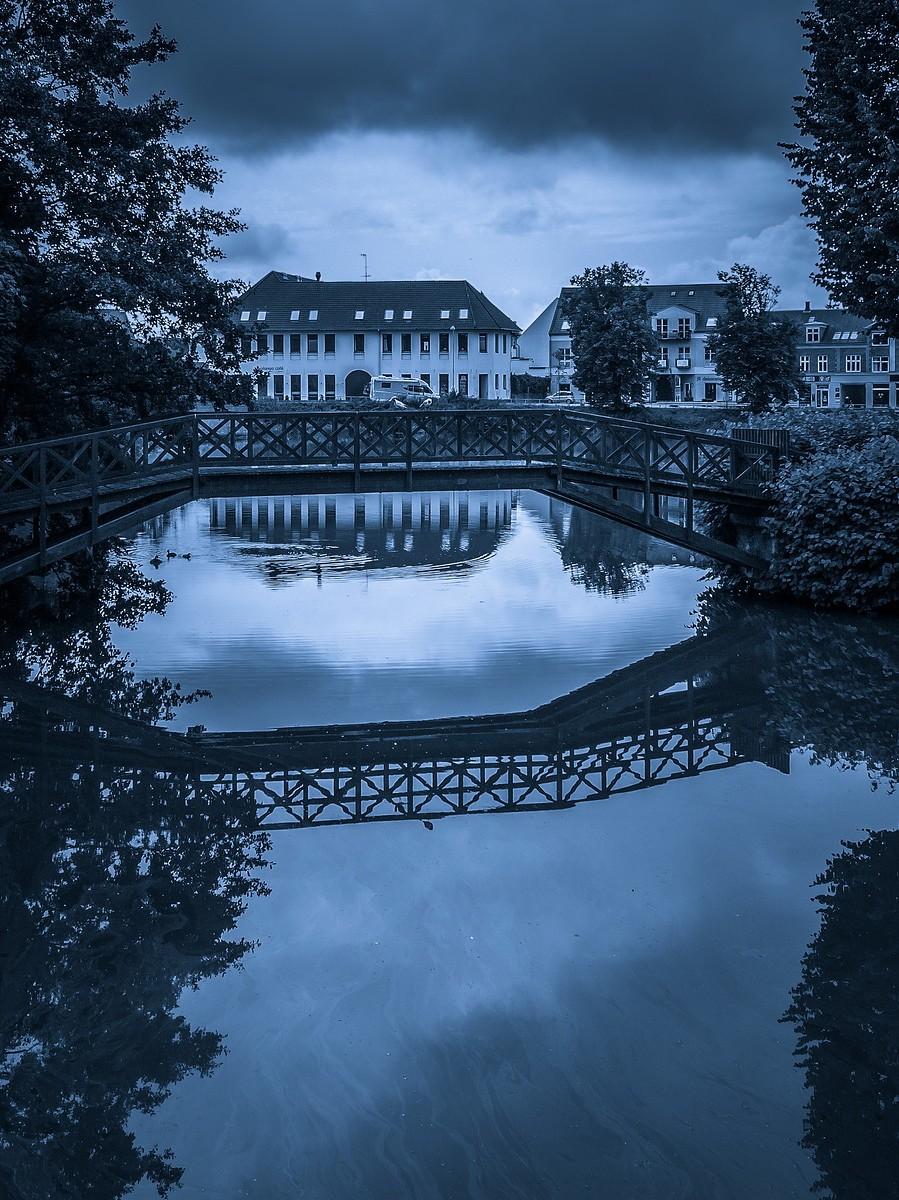 丹麦腓特烈堡城堡,历史的浓缩_图1-2