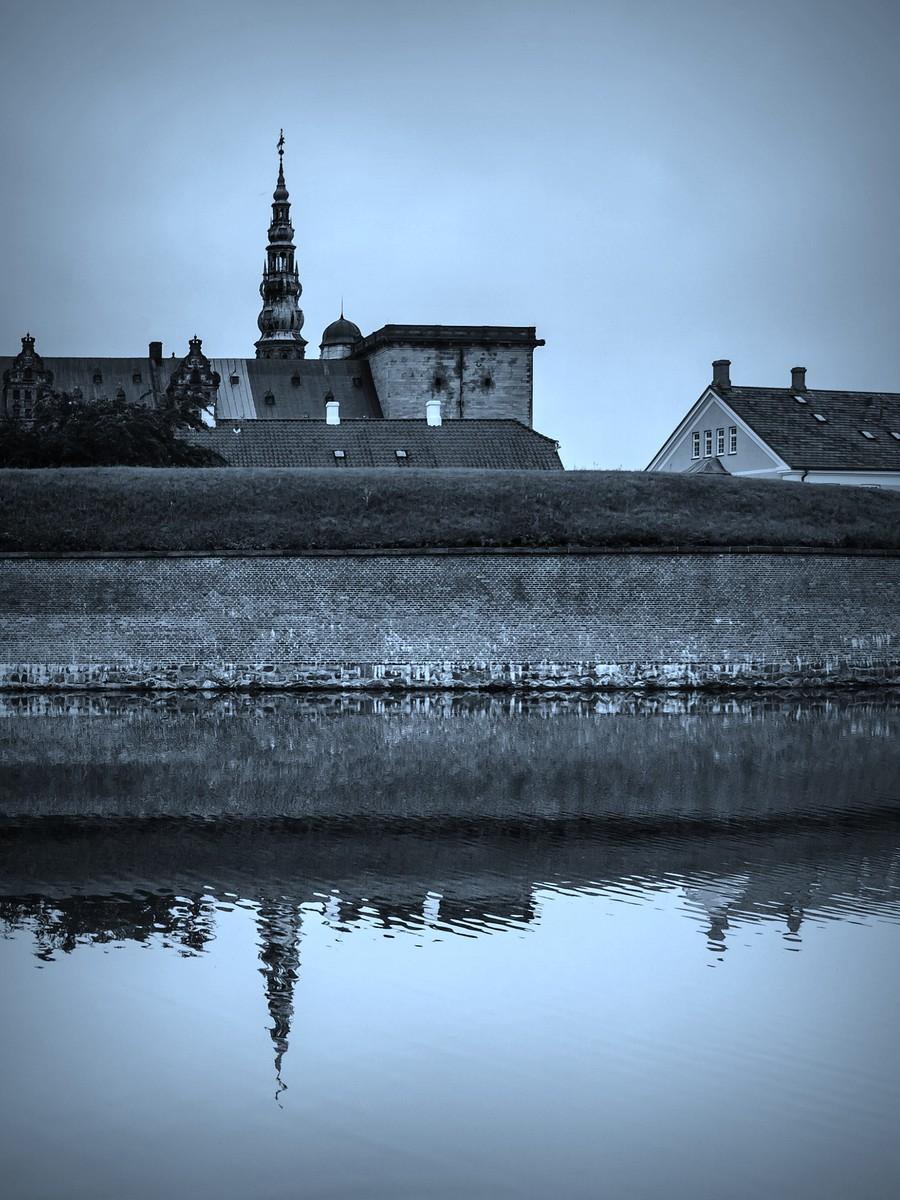 丹麦腓特烈堡城堡,历史的浓缩_图1-3