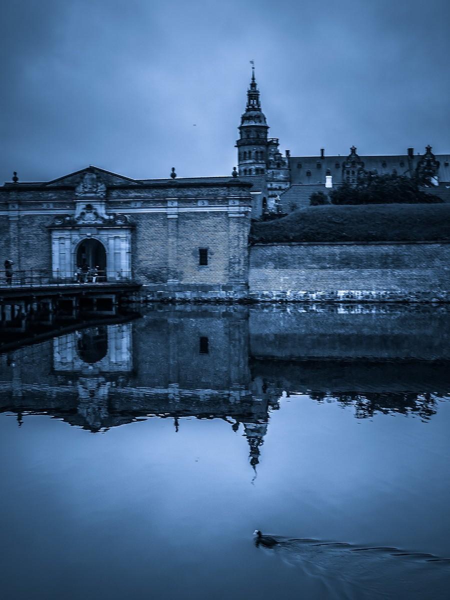 丹麦腓特烈堡城堡,历史的浓缩_图1-1